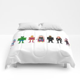 The Pixel A Vengers Comforters