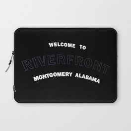 The Riverfront Laptop Sleeve