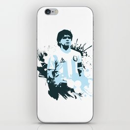 Diego iPhone Skin