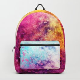 Colour Bomb - Pink Dust Explosion Backpack