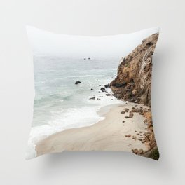 Malibu Dream Throw Pillow