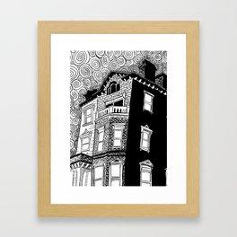 Kehoe House Framed Art Print