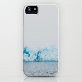 Jökulsárlón, Iceland II iPhone Case