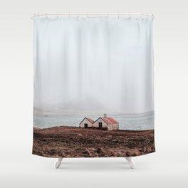 Icelandic Twins Shower Curtain