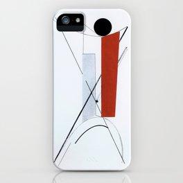 Kestnermappe Proun, Rob. Levnis And Chapman Gmbh Hannover 3 - El Lissitzky iPhone Case