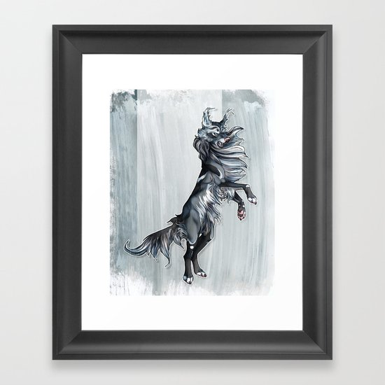 Windrunner Framed Art Print