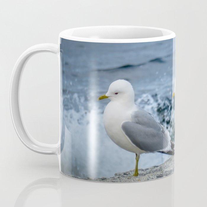 Seagulls, Norway Coffee Mug