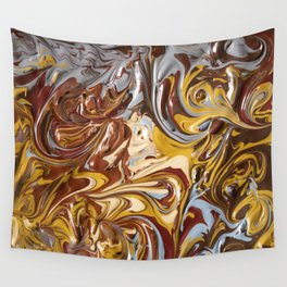 Swirls Wall Tapestry