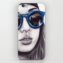 Coachella  iPhone Skin