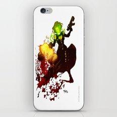 Anne Frankenstein AF2 iPhone & iPod Skin