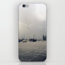 Smokey Stadium iPhone Skin