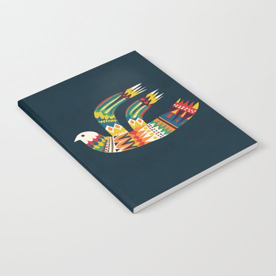 Native Bird Notebook