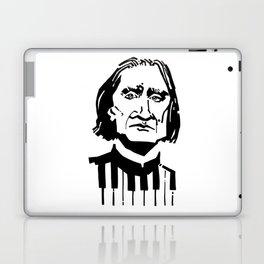 Liszt Laptop & iPad Skin