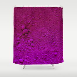 Violeta Absoluto Shower Curtain
