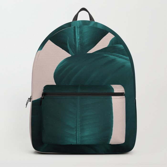 Ficus Elastica #4 #art #society6 Backpack