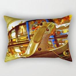 Pinball details Rectangular Pillow