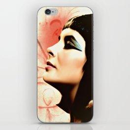 LIZ TAYLOR CLEOPATRA iPhone Skin