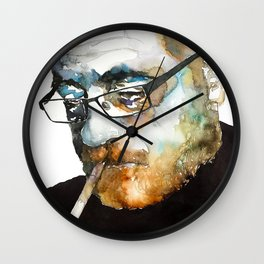 FACE#24 Wall Clock