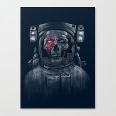 Major Tom Canvas Print