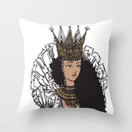 I'm Jade Royal Throw Pillow