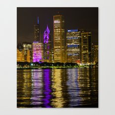 Colors Of Chicago Canvas Print