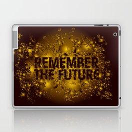 Remember the Future Laptop & iPad Skin