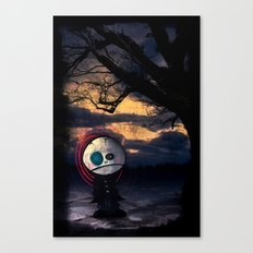 Sadness Self Canvas Print