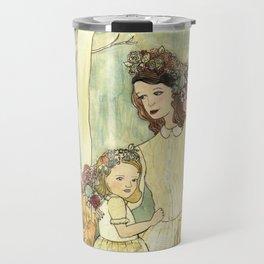 Spring Nouveau Travel Mug