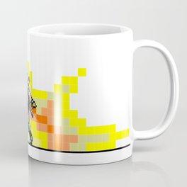 Ninja 8bit Coffee Mug
