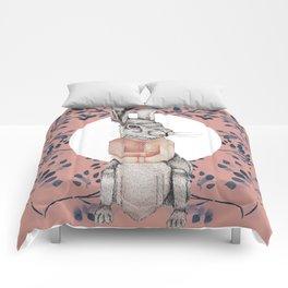 Loony Rabbit Comforters