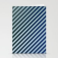 stripes Stationery Cards featuring Stripes by David Zydd