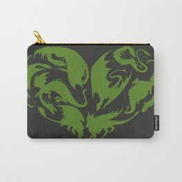 I Heart Dragons Carry-All Pouch