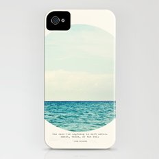 Salt Water Cure iPhone (4, 4s) Slim Case