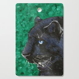 Panther Cutting Board