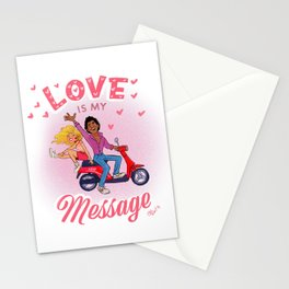 JAM June Love Message Stationery Cards
