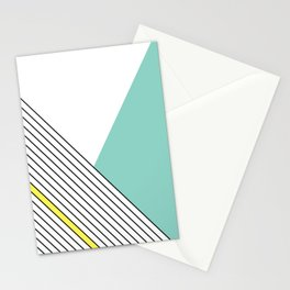 MINIMAL COMPLEXITY Stationery Cards