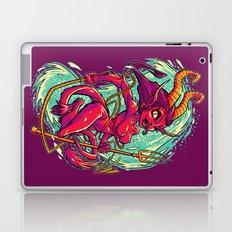 SHE-KRAMPUS Laptop & iPad Skin