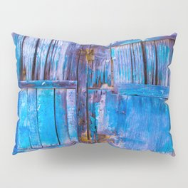 Old Door,Santorini Pillow Sham