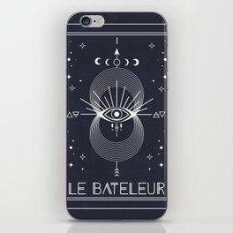 The Magician or Le Bateleur Tarot iPhone Skin