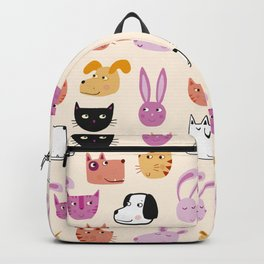 All the Pets Backpack