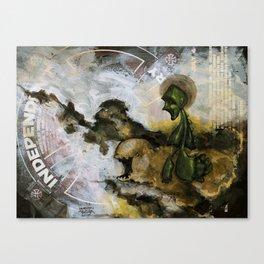 Reignmaker  Canvas Print