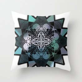 Galaxy Spindle Throw Pillow