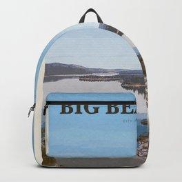 Visit Big Bear Lake Backpack