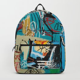 the strokes not the same anymore Backpack