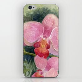 Orchid Beauty iPhone Skin