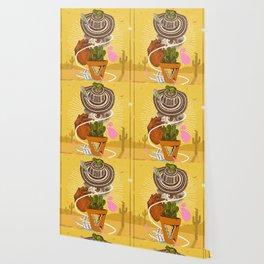 DESERT VISIONS Wallpaper