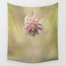 Columbine in LOVE Wall Tapestry