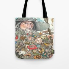 Gandalf's Beard Tote Bag