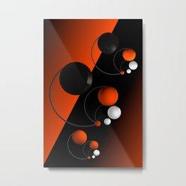 geometric still life -09- Metal Print