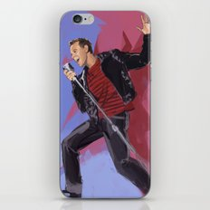 The Music of My Soul iPhone & iPod Skin